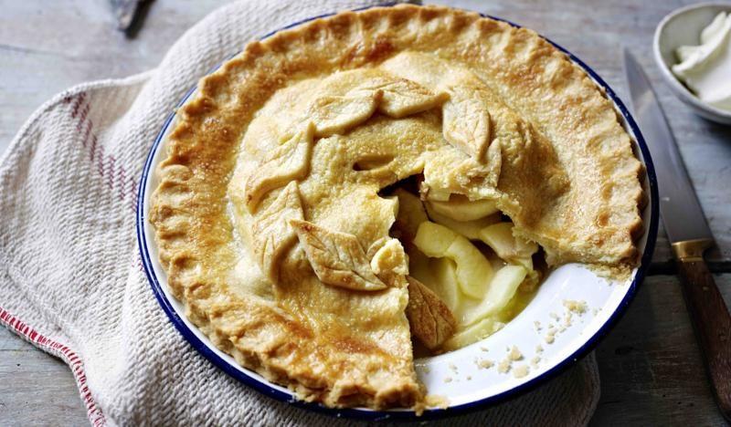 A Bramley Apple Pie